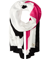 Kate Spade New York - Suit of Cards Oblong Scarf