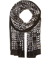 Kate Spade New York - Dotty Oblong Scarf