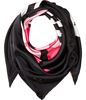 Kate Spade New York - Present Silk Square Scarf