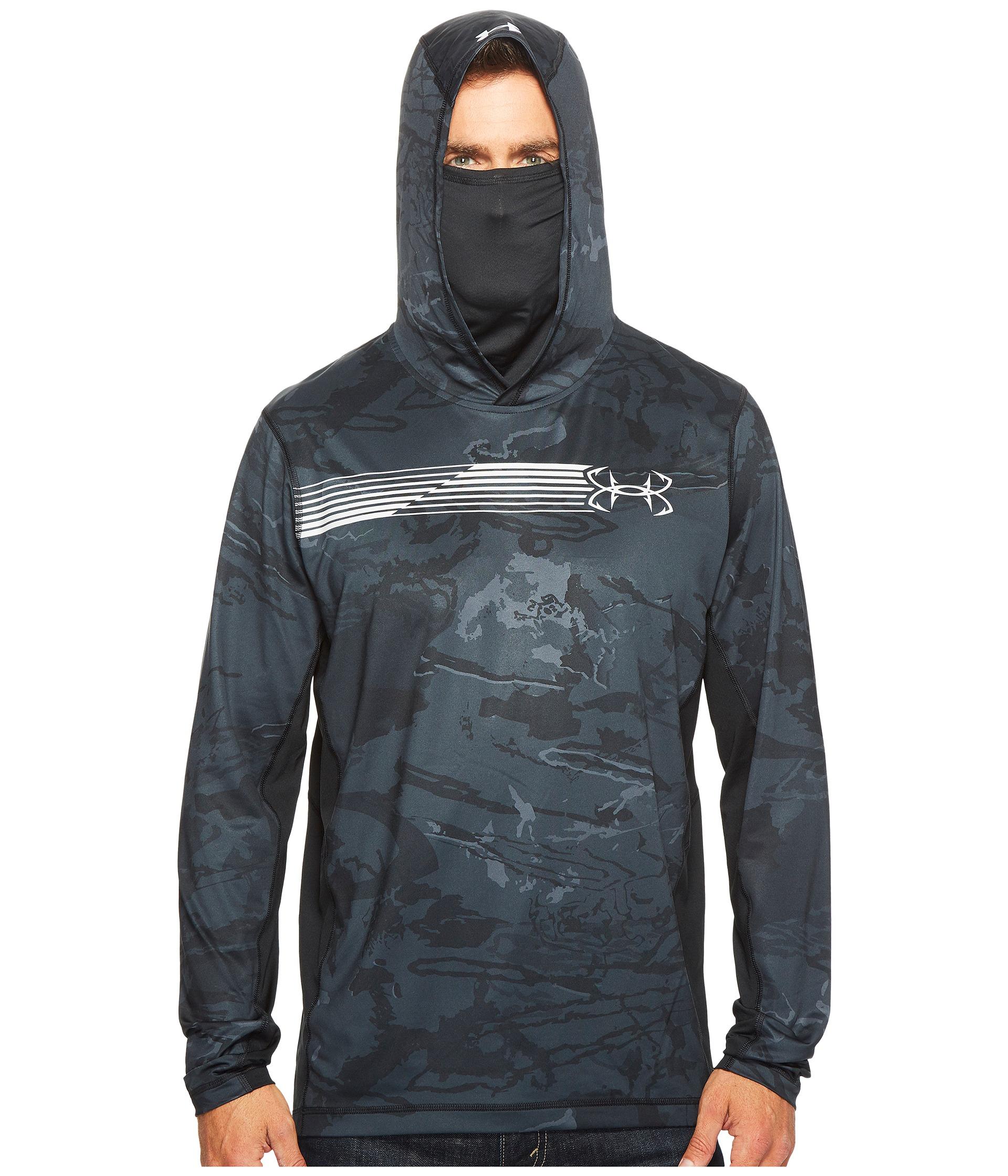 Under Armour UA Ridge Reaper Hydro Kryo Ninja Hoodie at ...