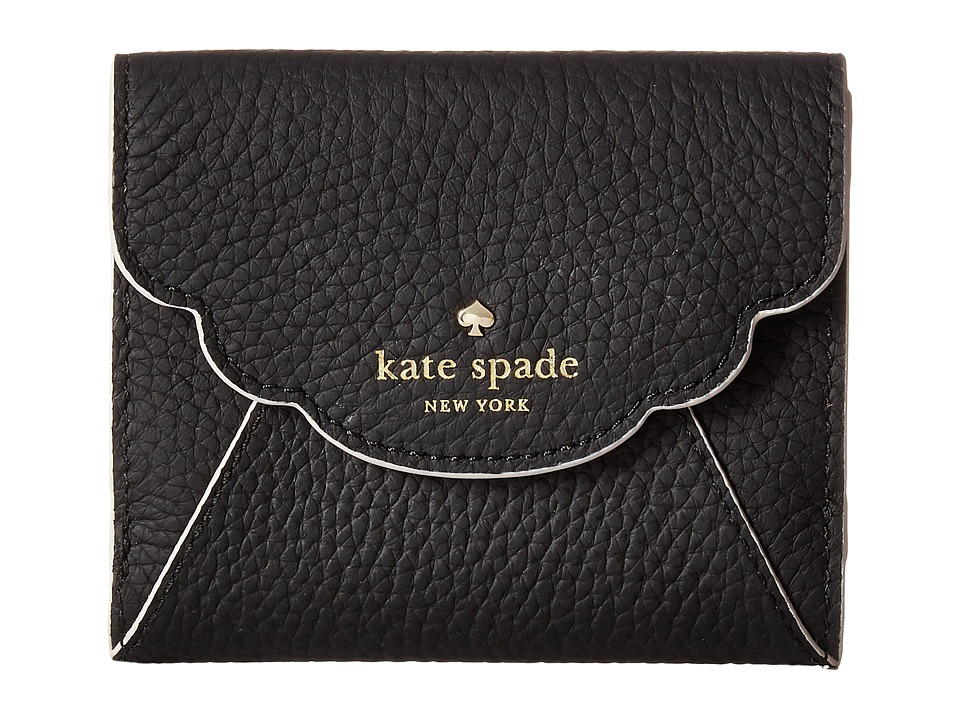 Kate Spade New York - Leewood Place Kieran (Black) Wallet