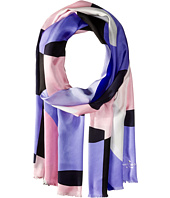 Kate Spade New York - Limelight Silk Oblong Scarf