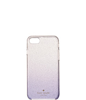 Kate Spade New York - Clear Glitter Ombre Phone Case for iPhone® 7