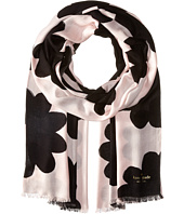 Kate Spade New York - Petal Stamp Oblong Scarf
