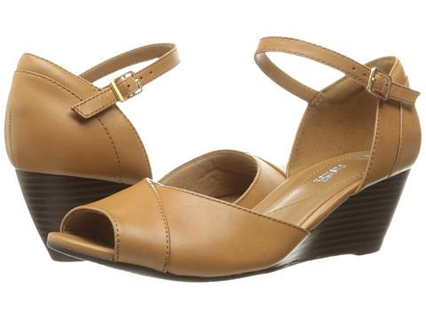 Clarks Brielle Dacy - Light Tan Leather