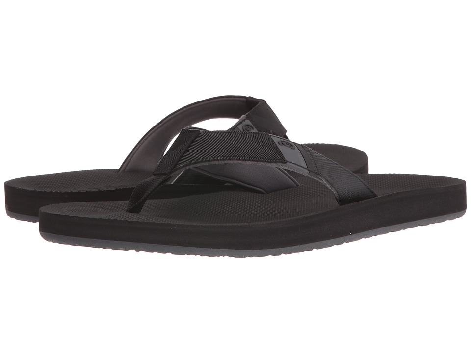 Cobian - Beacon (Black) Men's Sandals