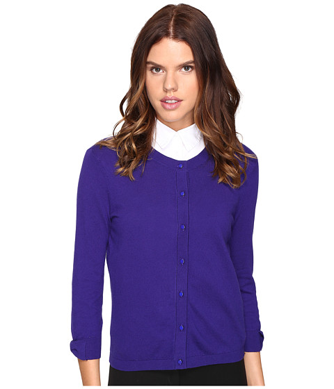 Kate Spade New York Somerset Cardigan - Nightlife Blue