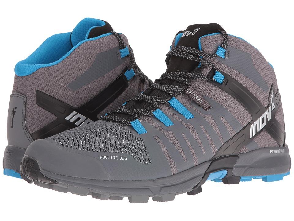 inov-8 Roclite 325 (Dark Grey/Blue/Black) Men