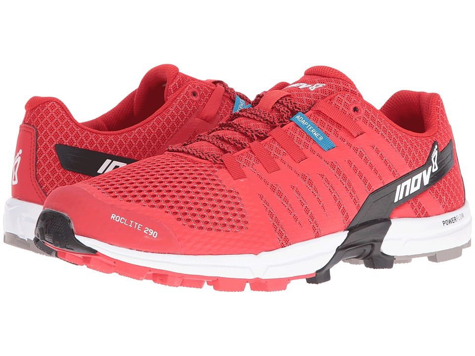 inov-8 - Roclite 290 (Red/Black/White) Mens Shoes
