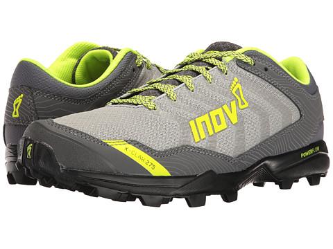 inov-8 X-Claw 275 Chill - Silver/Black/Neon Yellow