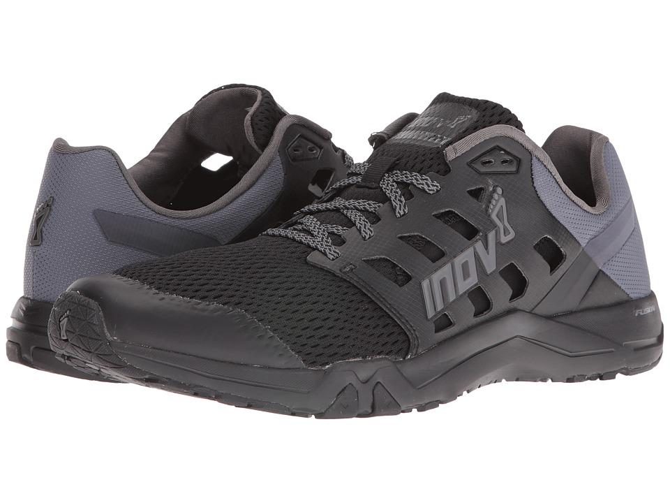 inov-8 - All Train 215 (Black/Grey) Mens Shoes