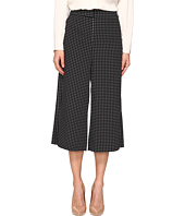Kate Spade New York - Pin Dot Crepe Culotte