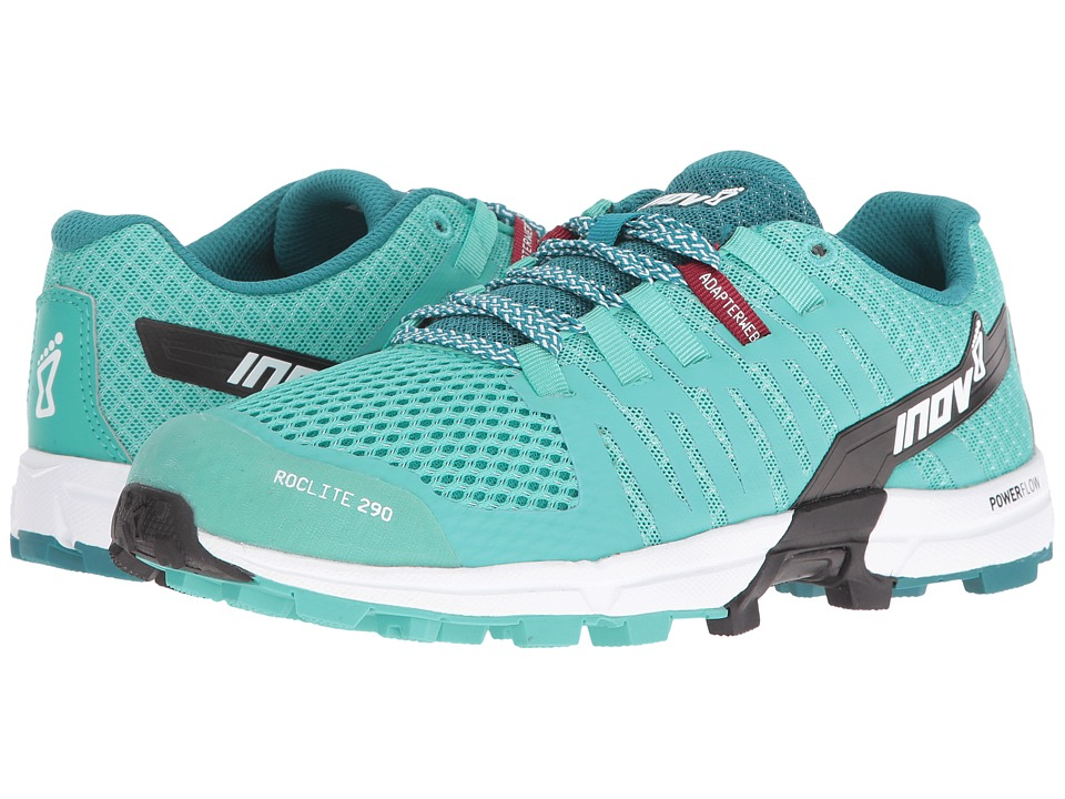 inov-8 - Roclite 290 (Teal/Black/White) Womens Shoes
