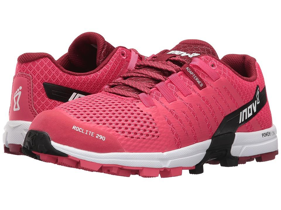 inov-8 - Roclite 290 (Pink/Black/White) Womens Shoes