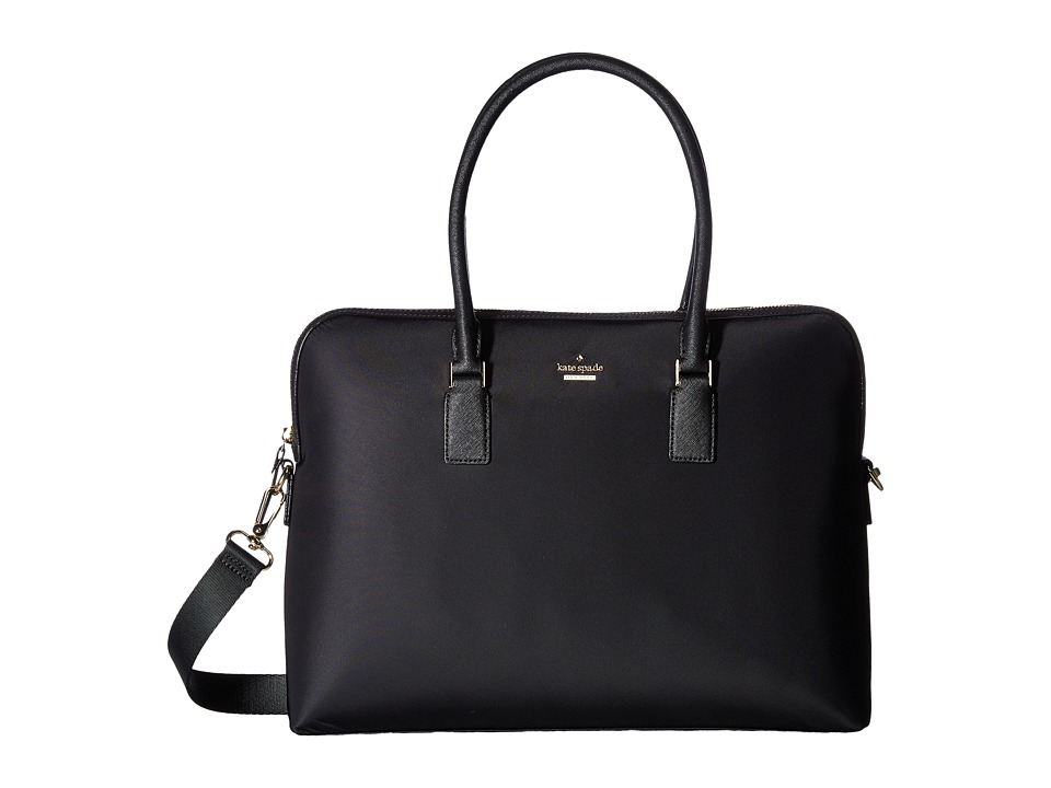 Kate Spade New York - 15 Inch Nylon Satchel Laptop Case (...