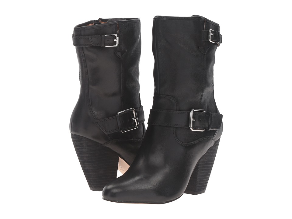 Corso Como - Somers (Black Soft Tumbled Leather) Women