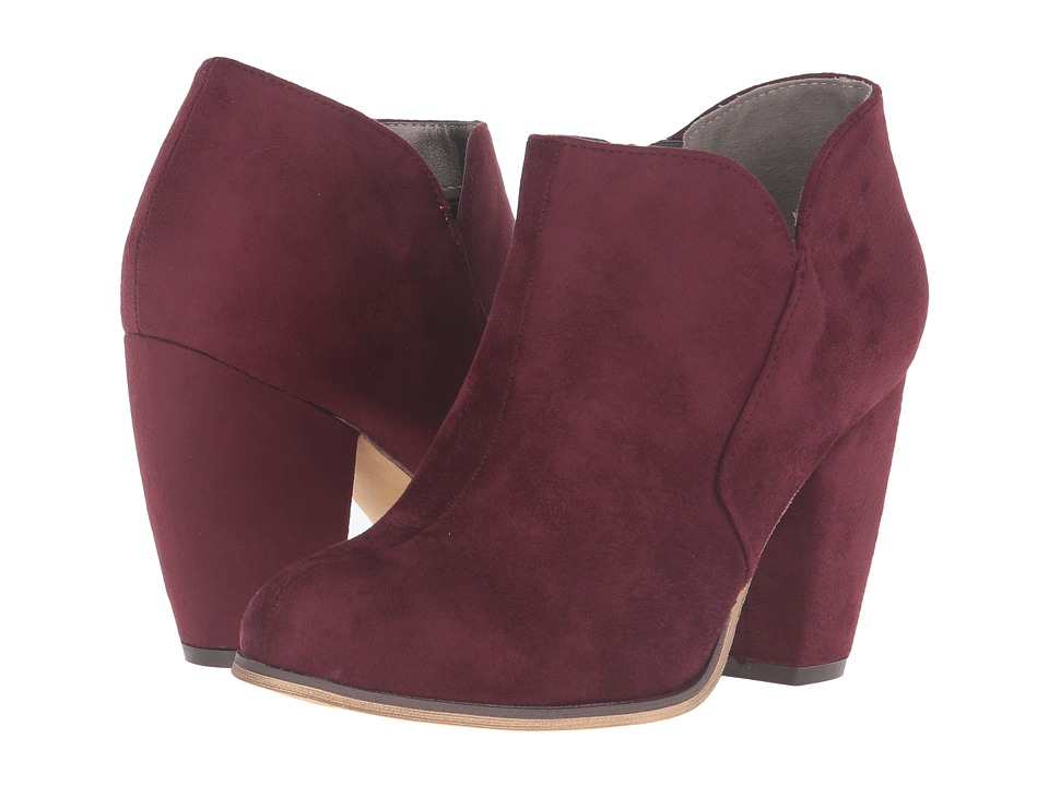 Michael Antonio - Victie - Suede (Burgundy) Women