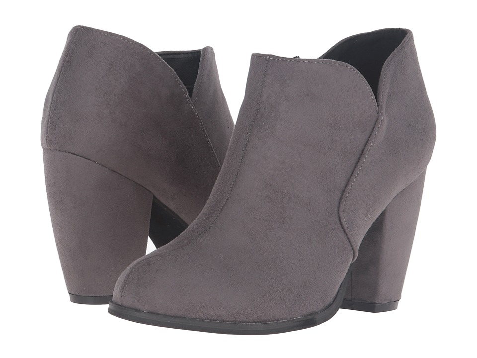 Michael Antonio - Victie - Suede (Charcoal) Women