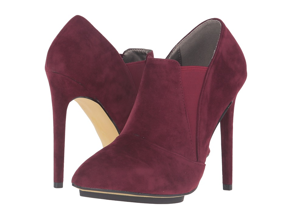 Michael Antonio - Jurlee - Suede (Burgundy) Women