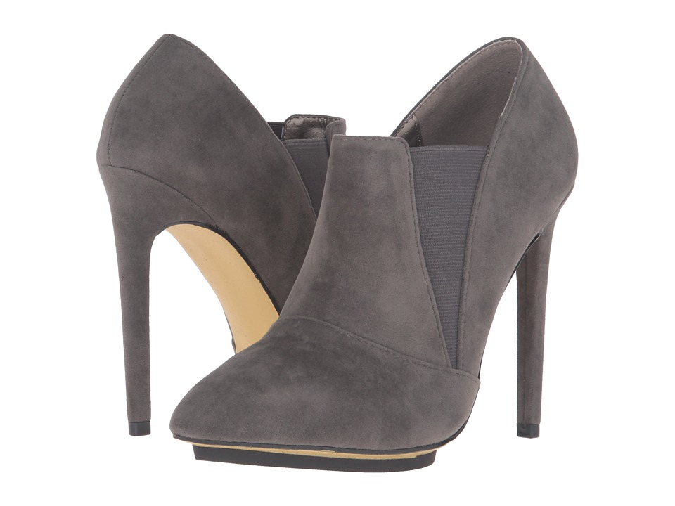 Michael Antonio - Jurlee - Suede (Charcoal) Women