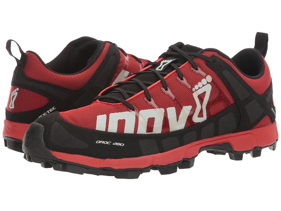 inov-8 Oroc 280 (Red/Dark Grey/Black) Athletic Shoes