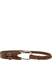 LAUREN Ralph Lauren - Modern Tri-Strap in Veg Leather