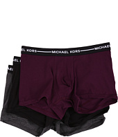 Michael Kors - Ultimate Cotton Stretch Trunk 3-Pack