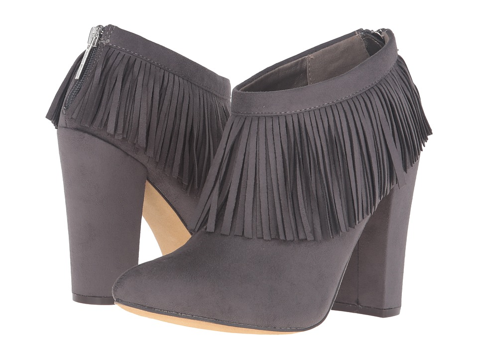 Michael Antonio - Jessika - Suede (Charcoal) Women