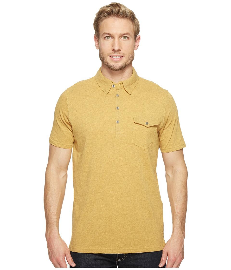 KUHL - Stir Polo (Bohemian Gold) Mens Clothing