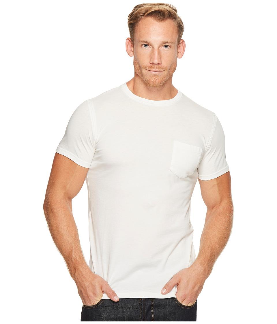 KUHL The Getaway Short Sleeve Tee (White) Men