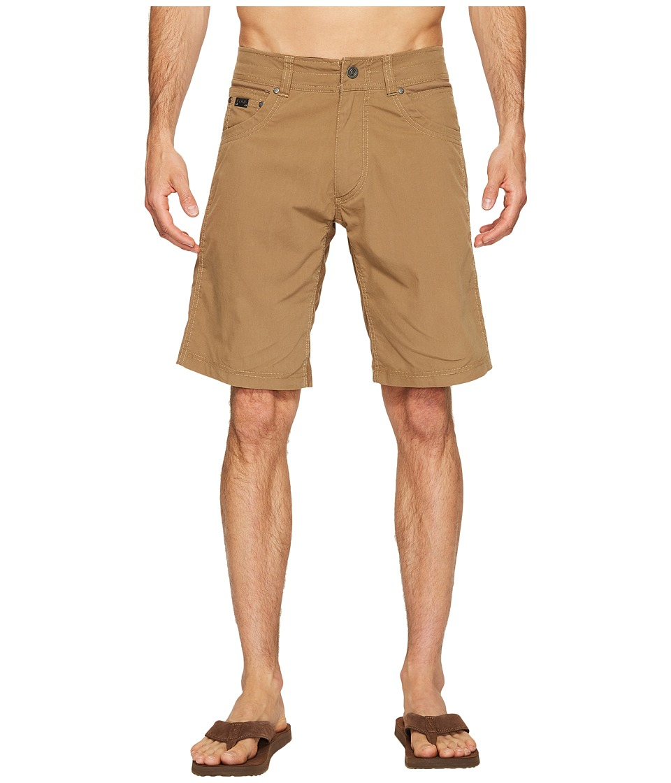 KUHL Fuze Short (Dark Khaki) Men
