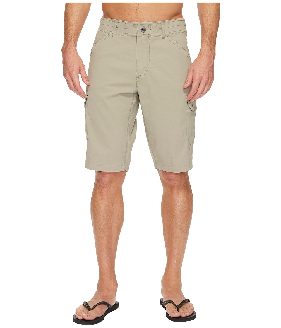 KUHL Renegade Kargo Shorts (Brushed Nickel) Men