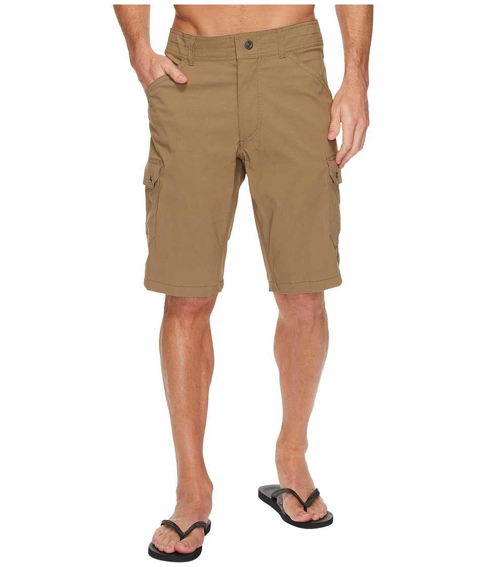 KUHL Renegade Kargo Shorts (Buckskin) Men