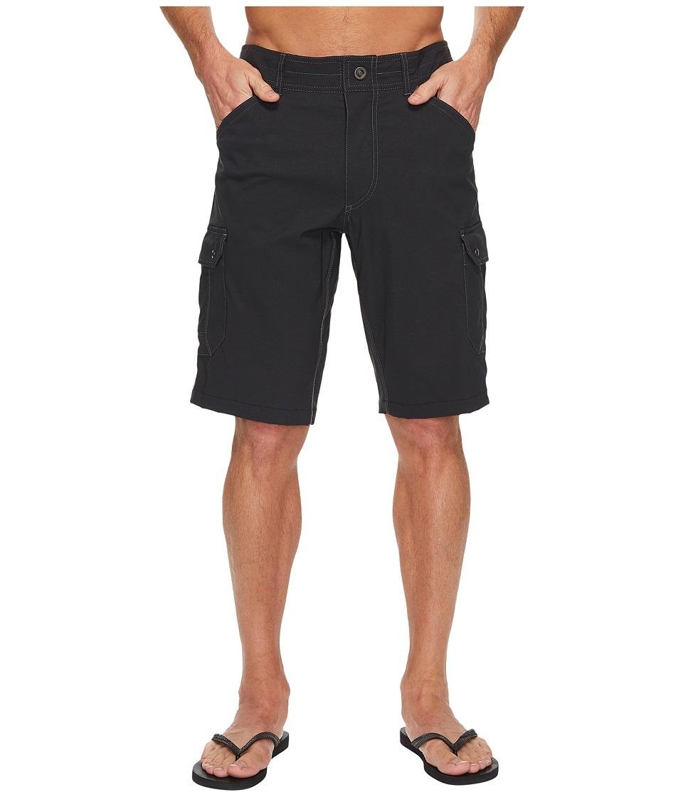 KUHL Renegade Kargo Shorts (Koal) Men