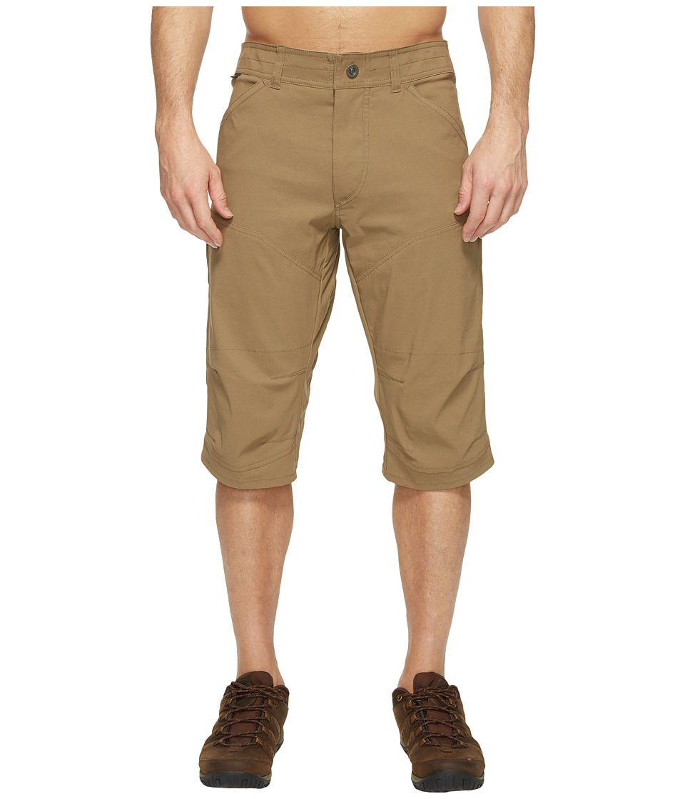 KUHL Renegade Krux Shorts (Buckskin) Men
