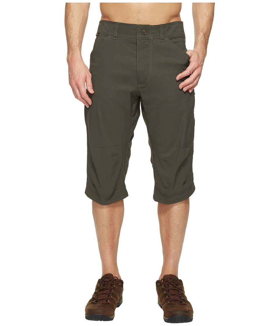 KUHL Renegade Krux Shorts (Dark Forest) Men