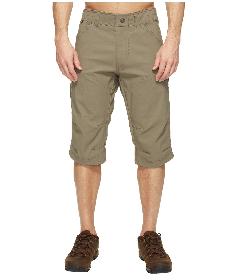 KUHL Renegade Krux Shorts (Khaki) Men