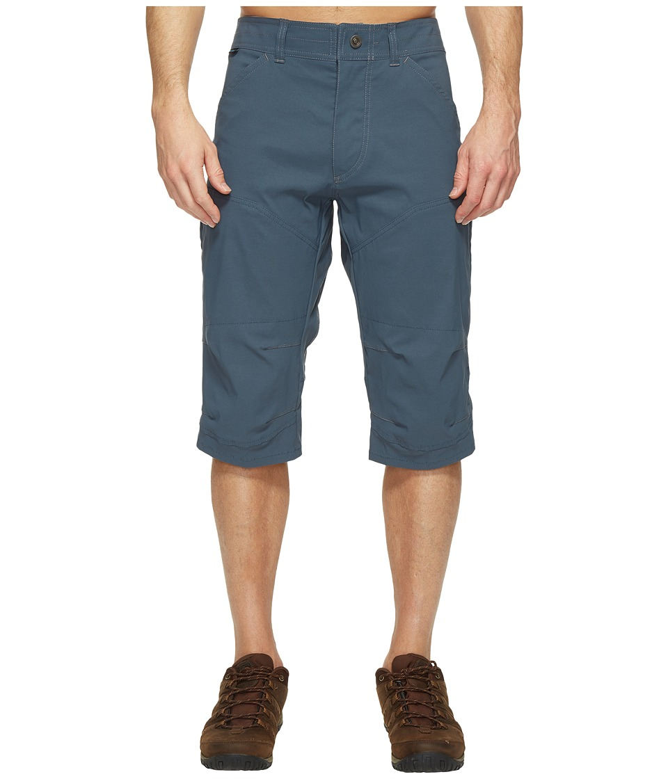 KUHL Renegade Krux Shorts (Metal Blue) Men