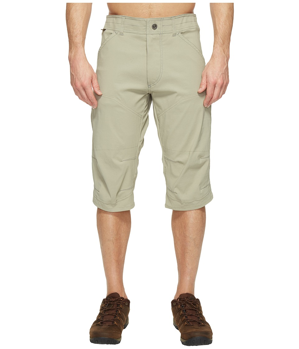 KUHL Renegade Krux Shorts (Brushed Nickel) Men