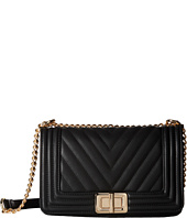Gabriella Rocha - Zuine Quilted Chevron Shoulder Purse