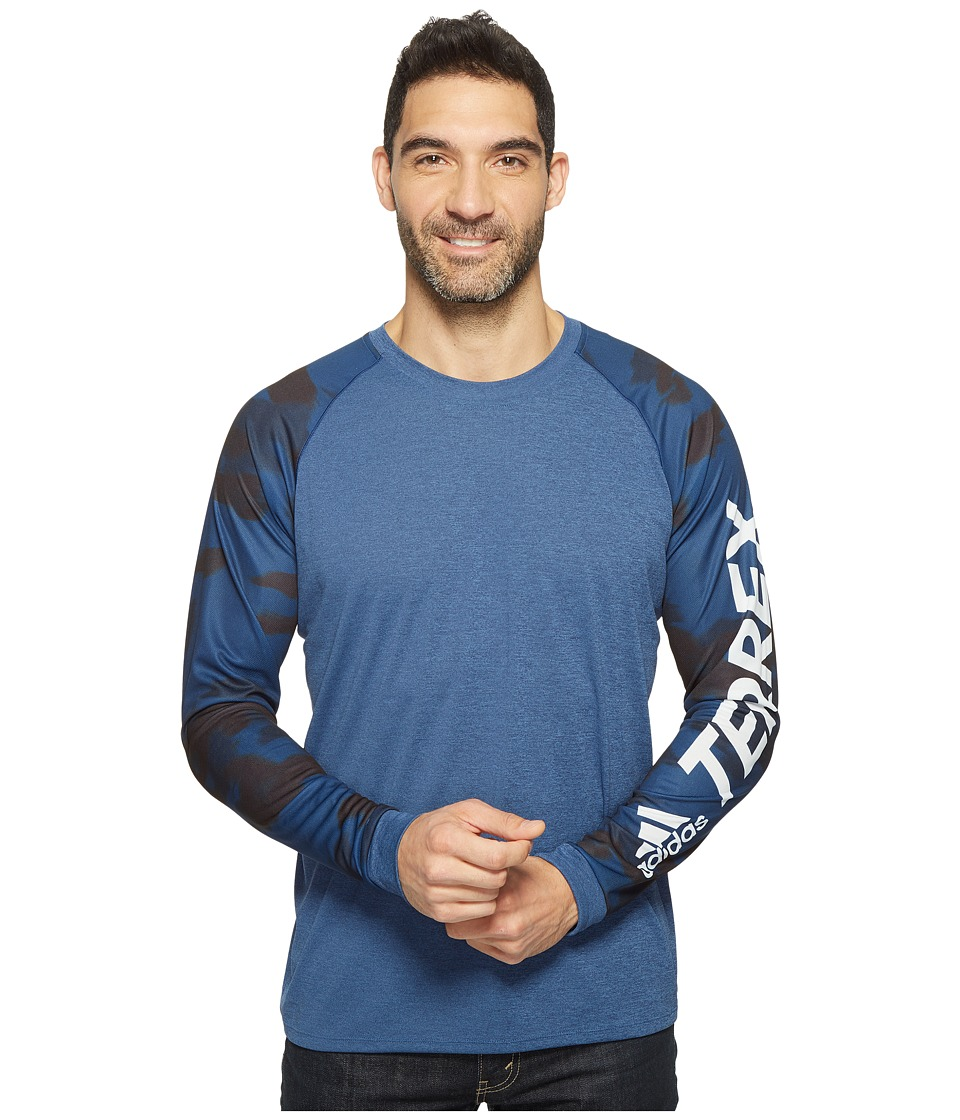 adidas Outdoor adidas Outdoor - Trailcross Long Sleeve Shirt