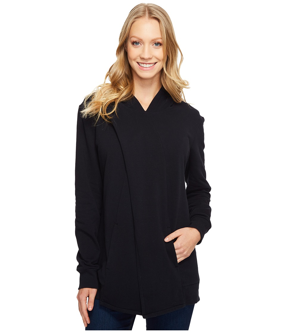 Lucy Keep Calm Pullover Wrap (Lucy Black) Women