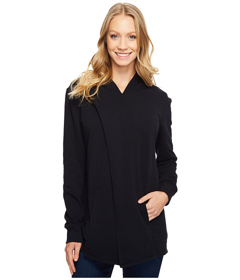 Lucy Keep Calm Pullover Wrap - Lucy Black