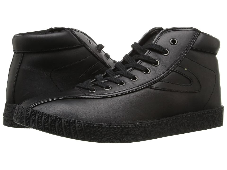 Tretorn - Nylite HI2 (Black/Black/Black) Men
