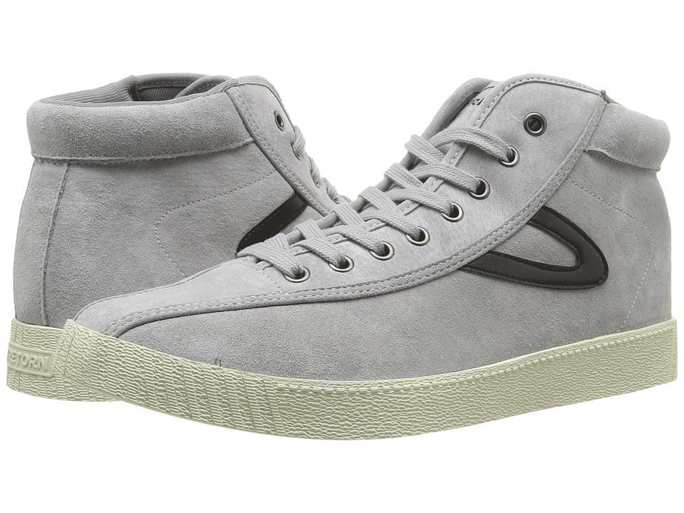 Tretorn Nylite HI7 (Grey/Grey/Black) Men