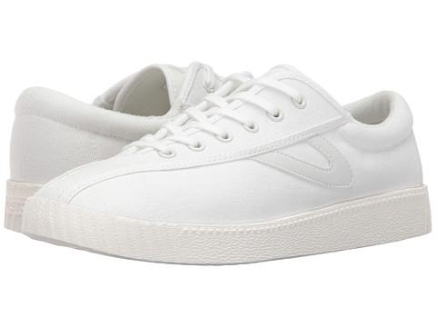 Tretorn Nylite Plus - White/White/White