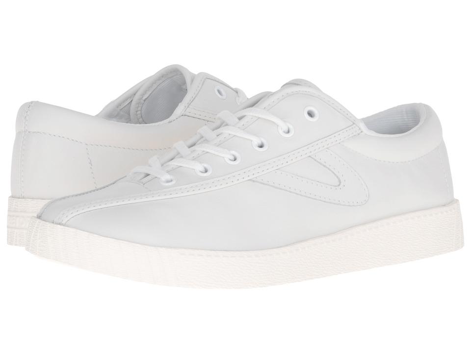 Tretorn Nylite 2 Plus (White/White/White) Women