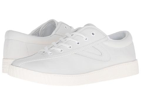 Tretorn Nylite 2 Plus - White/White/White
