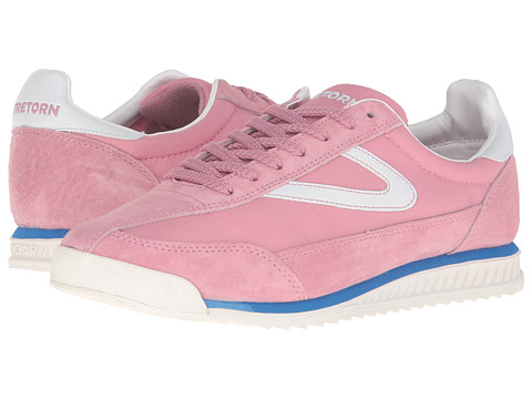 Tretorn Rawlins 3 - Pink/White/Blue