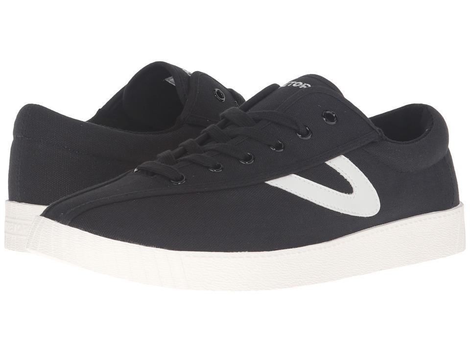 Tretorn - Nylite Plus (Black/Black/White) Mens Lace up casual Shoes